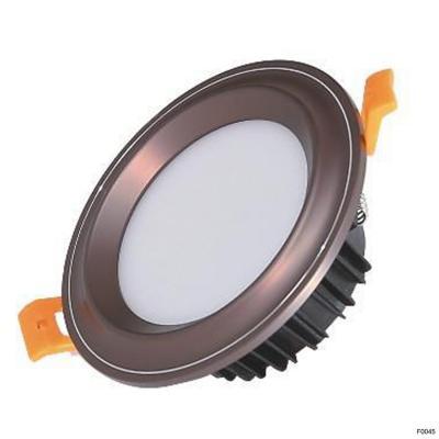 Đèn led âm trần KY-45 9+9W