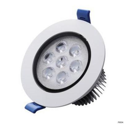 Đèn led âm trần RG-1 7W