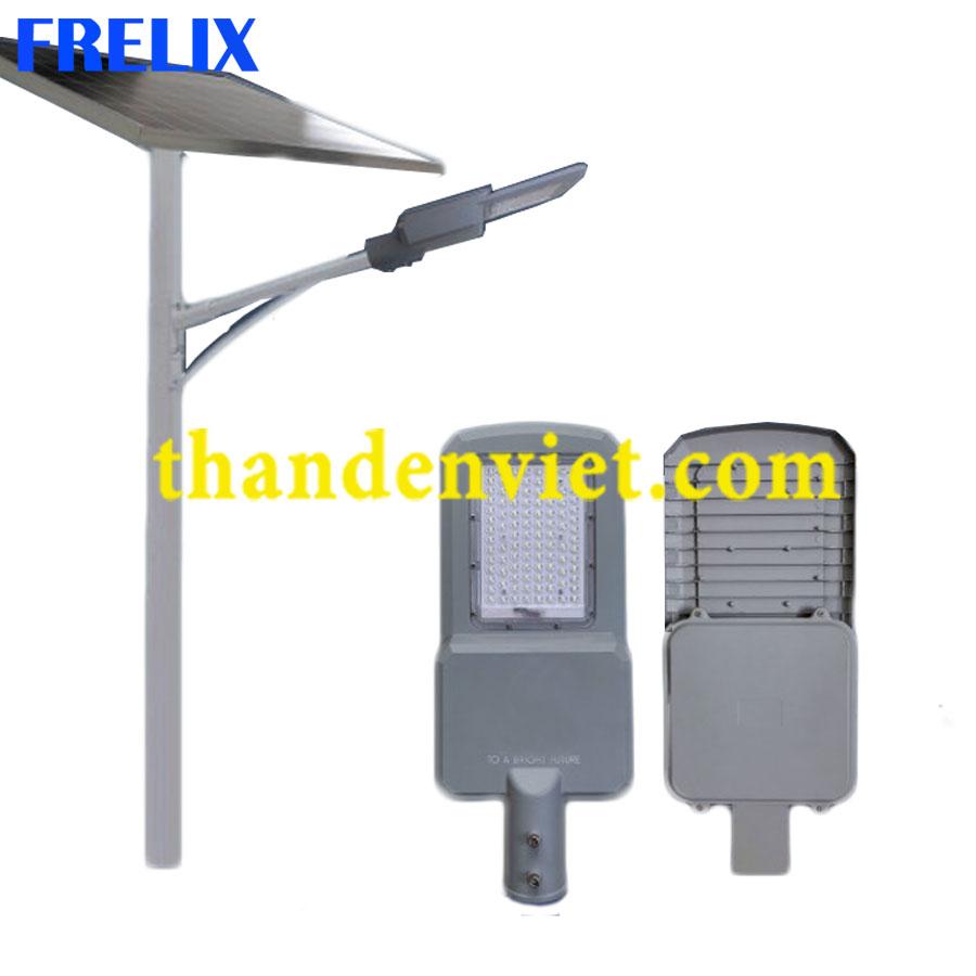 (Deal Sốc Trong Ngày)Đèn đường năng lượng mặt trời VK1000- A