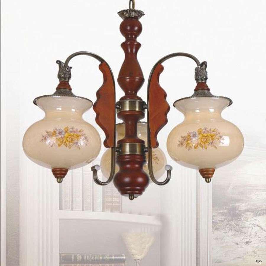 Đèn chùm cổ điển mẫu mới giá rẻ nhất 109W-3