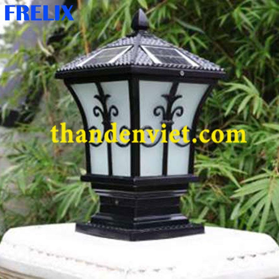 Đèn cổng rào năng lượng mặt trời LT3023