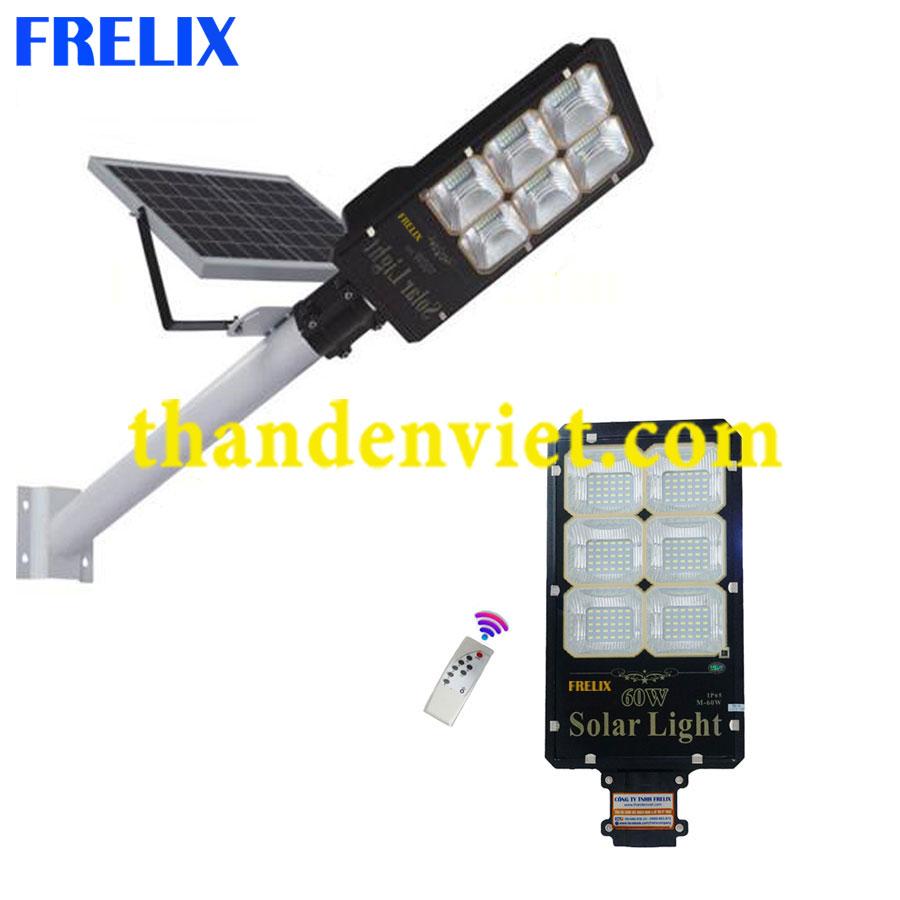 Đèn đường NL mặt trời FRELIX Solar Light 60W