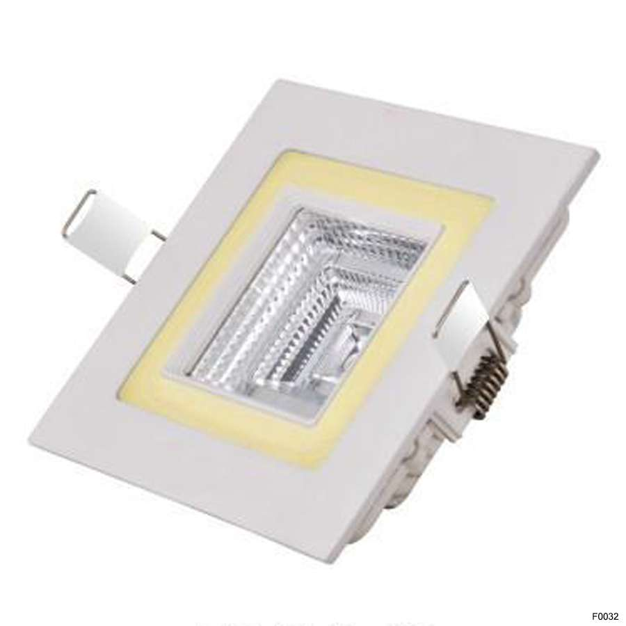 Đèn led âm trần ES-C11 6+6W