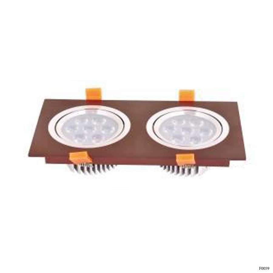 Đèn led âm trần KY-15 giá rẻ
