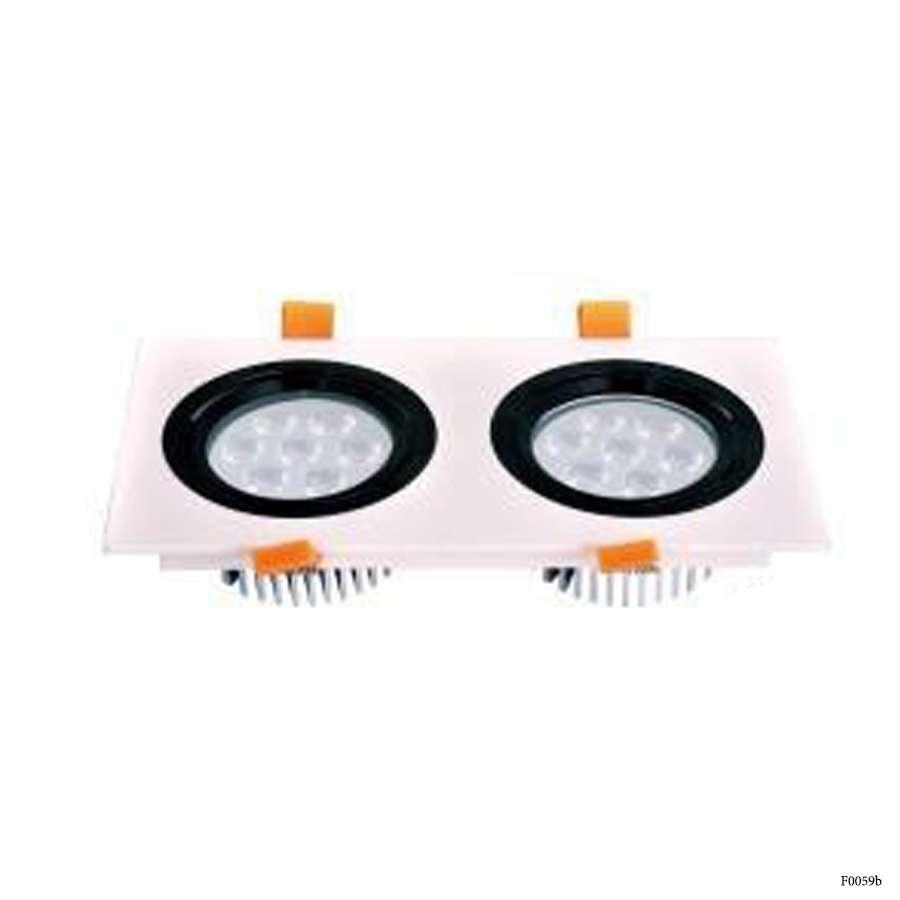 Đèn led âm trần KY-17 giá rẻ