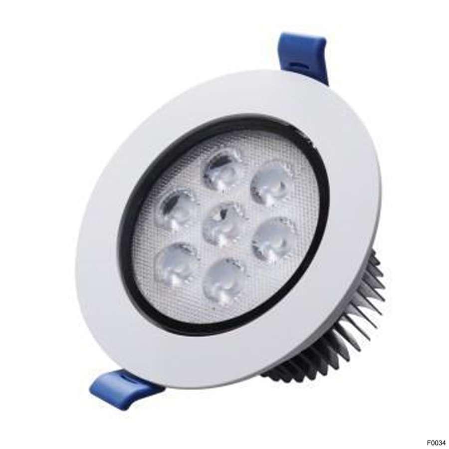 Đèn led âm trần RG-1-S 3W
