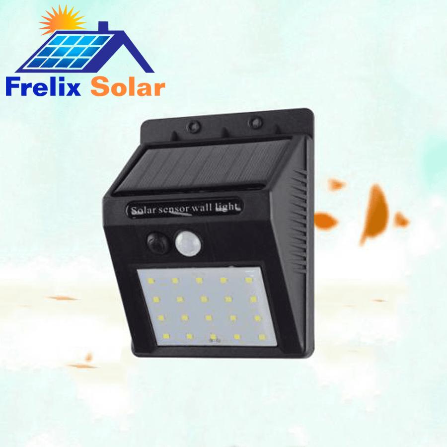 Đèn năng lượng mặt trời gắn cửa FRELIX 20W