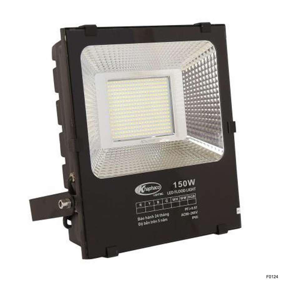 Đèn Pha led không thấm nước KQF 10W giá rẻ