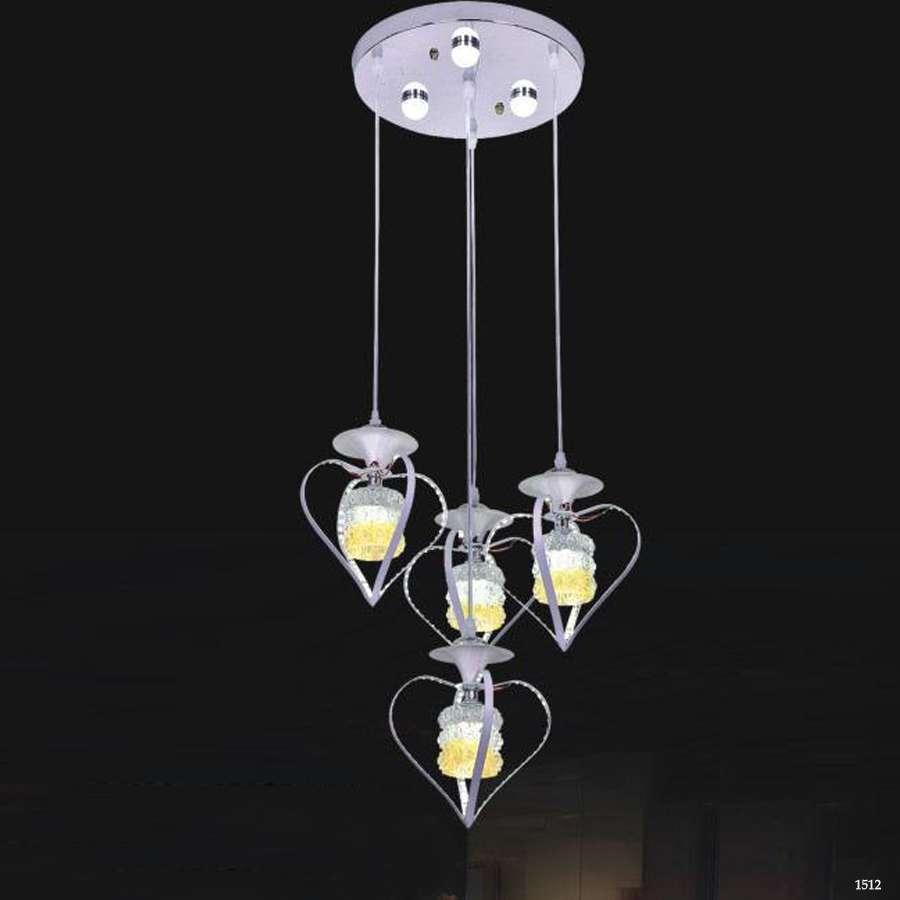 Đèn thả cao cấp 4 dây led hiện đại DCT-1014-4