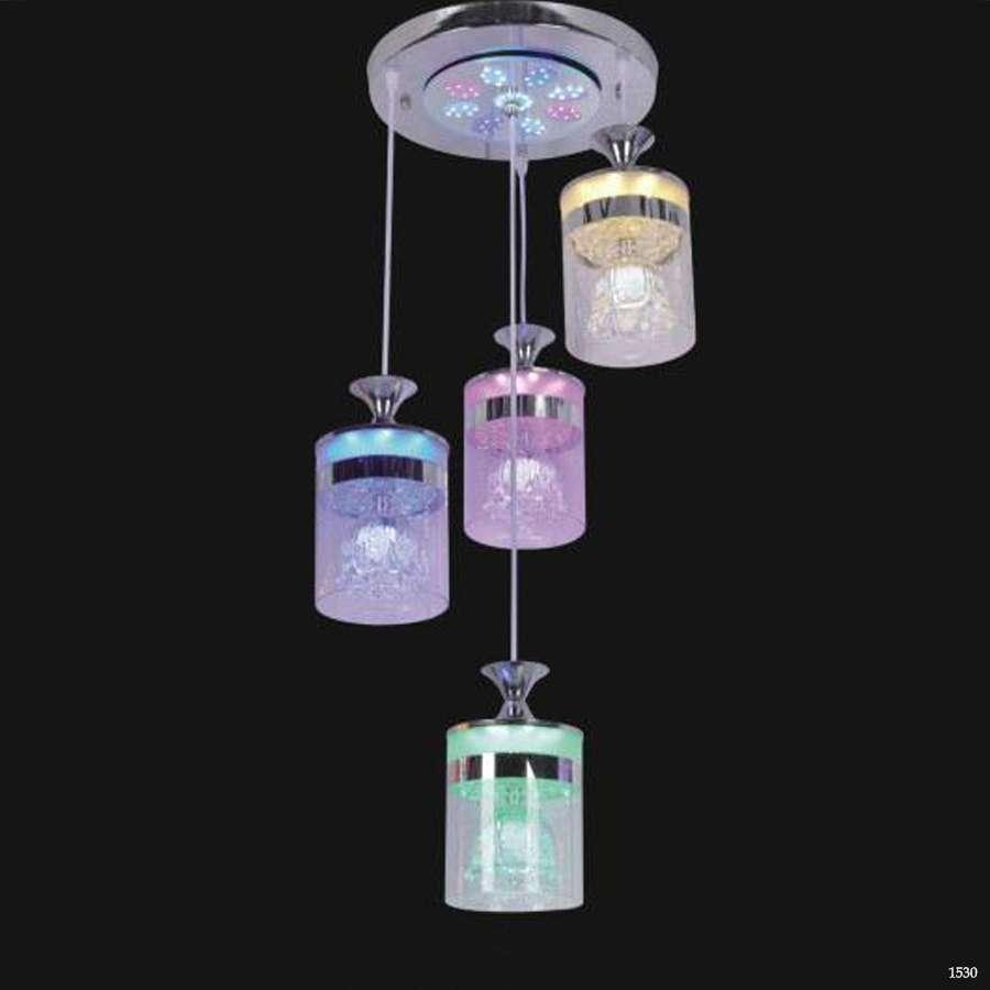 Đèn thả cao cấp đa sắc màu giá rẻ nhất 8658