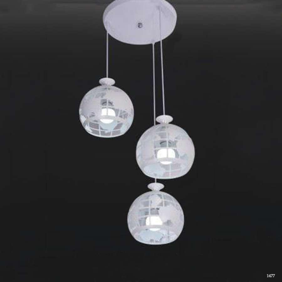 Đèn thả dây 3 bóng led 171702-3