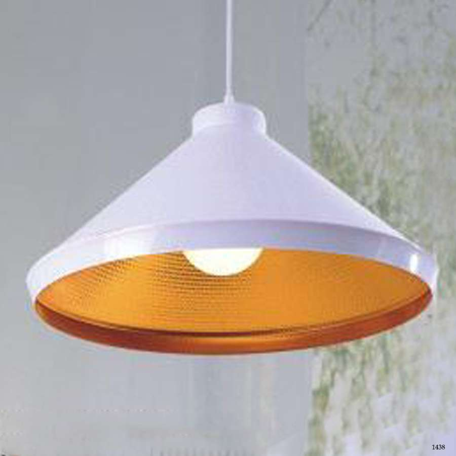 Đèn thả hiện đại chụp đèn hình nón lá TS2693