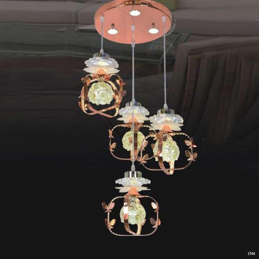 Đèn thả led thiết kế mới trang trí phòng ăn 8666