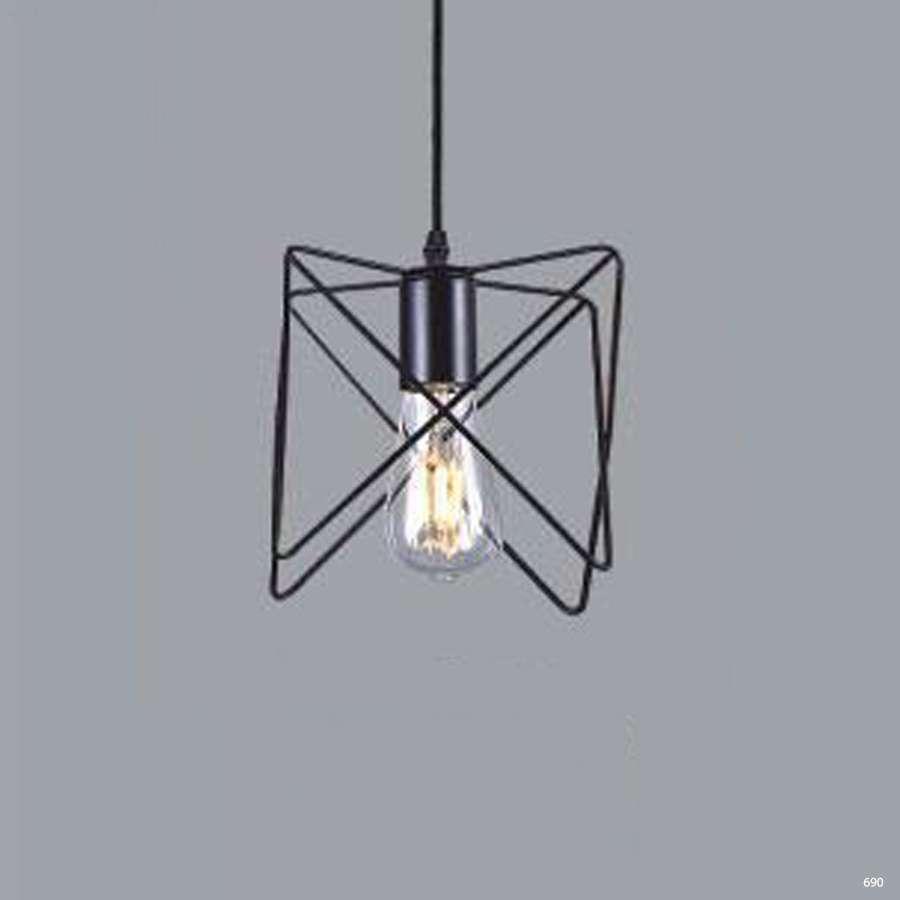 Đèn thả trang trí nghệ thuật kiểu dáng hiện đại DTKD107