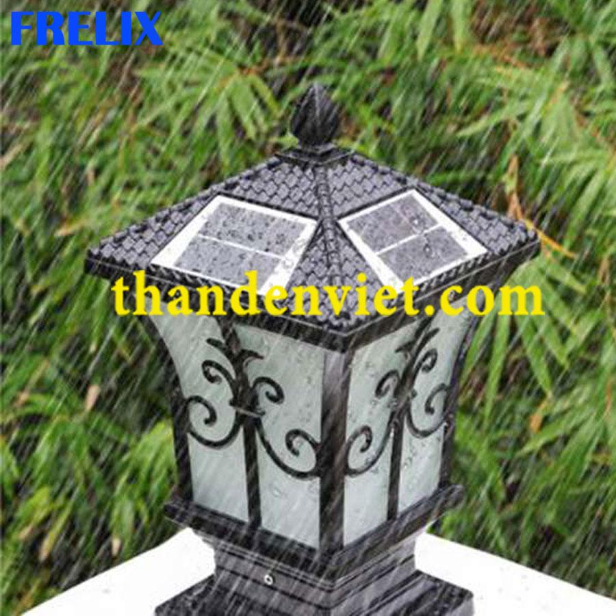 Đèn trụ cổng năng lượng mặt trời LT3024