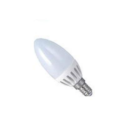 Bóng đèn nhọn đui 14 led đục 3W