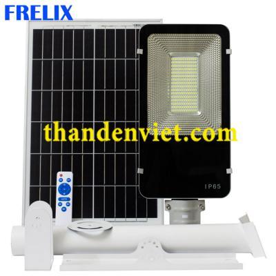 (Deal Sốc Trong Ngày)Đèn đường năng lượng mặt trời VK622D 100W tấm pin Mono