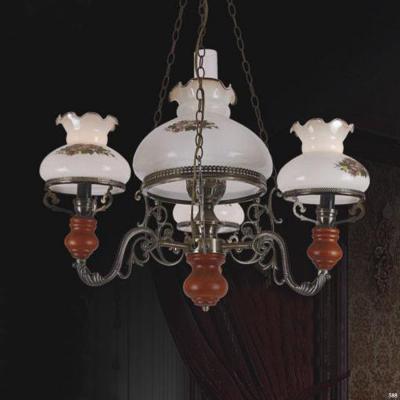 Đèn chùm cổ điển giá rẻ nhất 5002-3+1