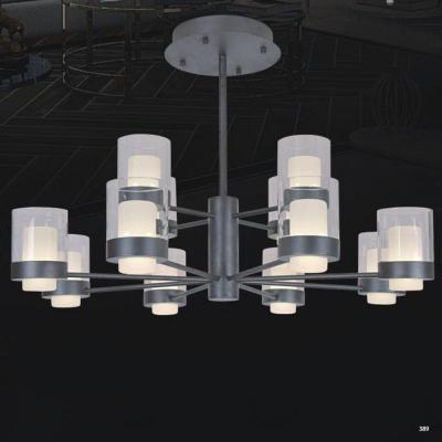 Đèn chùm hiện đại trang trí giá rẻ nhất 6813/6+3