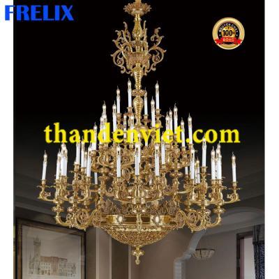 Đèn chùm nến trang trí sang trọng cao cấp 33766/L60