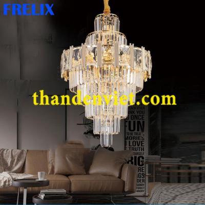 Đèn chùm pha lê cao cấp nhập khẩu 9763 1
