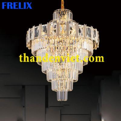 Đèn chùm pha lê cao cấp nhập khẩu 9763