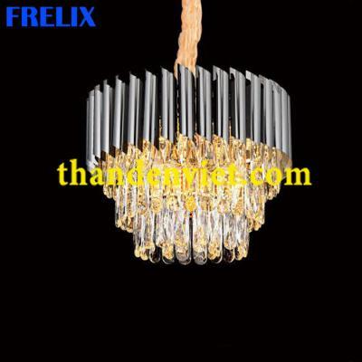 Đèn chùm pha lê cao cấp nhập khẩu D8010/450
