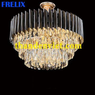 Đèn chùm pha lê cao cấp nhập khẩu D8010/600