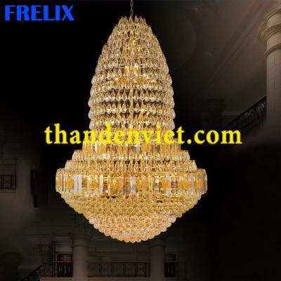 Đèn chùm pha lê cao cấp PL9905