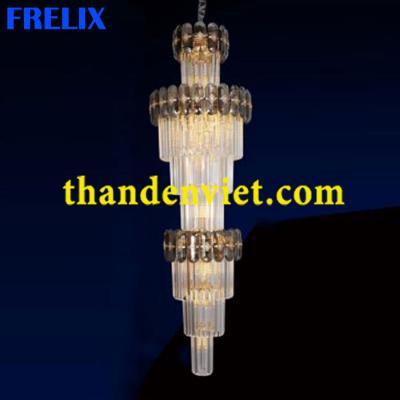 Đèn chùm pha lê cao cấp thiết kế tinh xảo 8091