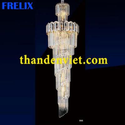 Đèn chùm pha lê cao cấp thiết kế tinh xảo 8092