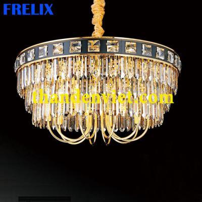 Đèn chùm pha lê nhập khẩu chính hãng 8011/950