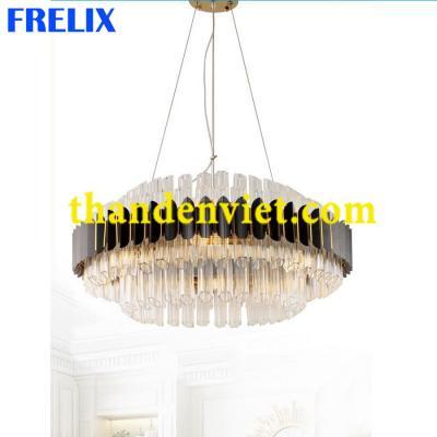 Đèn chùm pha lê nhập khẩu chính hãng 9210 1