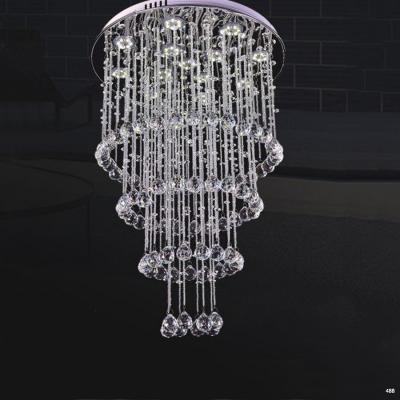 Đèn chùm pha lê phù hợp trang trí nhà hàng tiệc cưới CTPL1710/450
