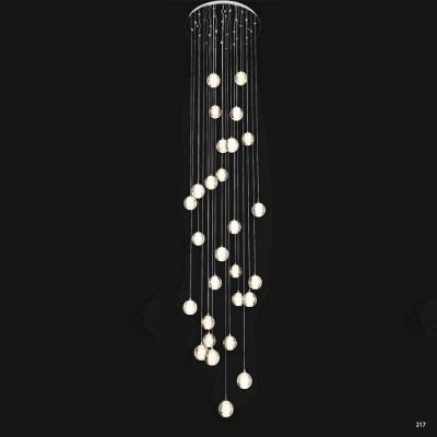 Đèn chùm pha lê trang trí có mâm inox cao cấp chống rỉ kết hợp với thiết kế mang phong cách hiện đại sang trọng giá rẻ nhất 1080-28
