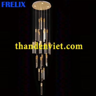 Đèn chùm thả led hiện đại sang trọng 2006-28