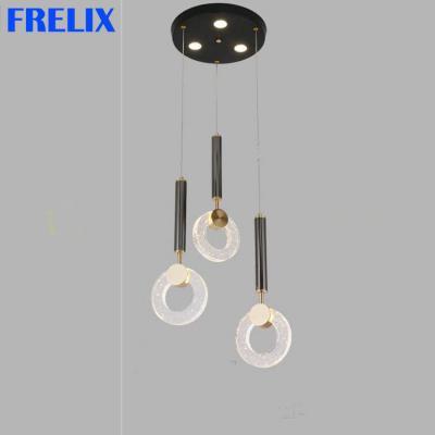 Đèn chùm thả led thiết kế độc đáo giá rẻ 20101-3