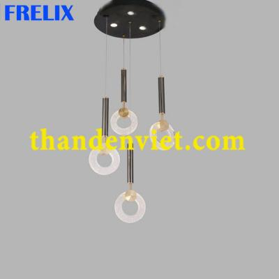 Đèn chùm thả led thiết kế độc đáo giá rẻ 20101-4