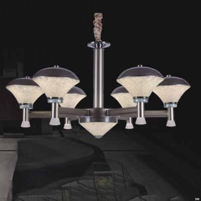 Đèn chùm trang trí hiện đại sang trọng 2 tầng 8821/6
