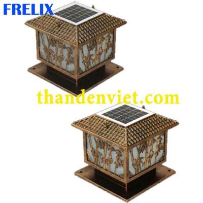 Đèn cổng rào năng lượng mặt trời LT3005