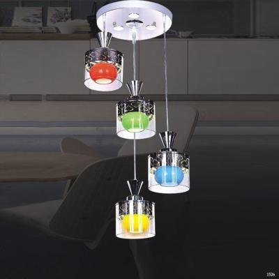 Đèn đa sắc trang trí phòng ăn DCT-H5097-4