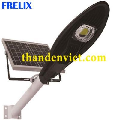 Đèn đường lá năng lượng mặt trời cao cấp 50W