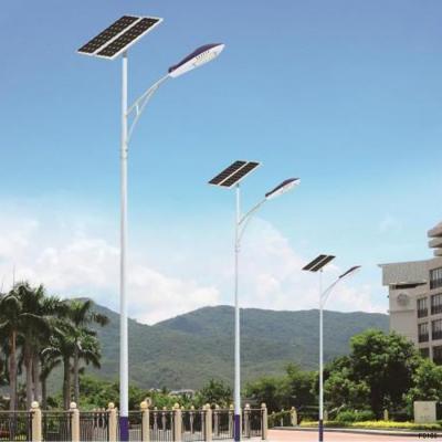 Đèn đường led DLNL-01 năng lượng mặt trời giá rẻ