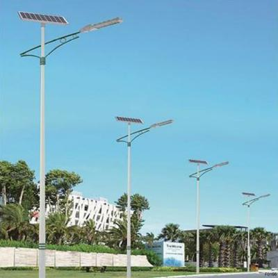 Đèn đường led DLNL-02 năng lượng mặt trời giá rẻ