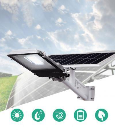 Đèn đường năng lượng mặt trời DCBC 120W