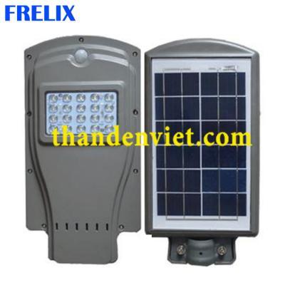 Đèn đường năng lượng mặt trời MW 20W