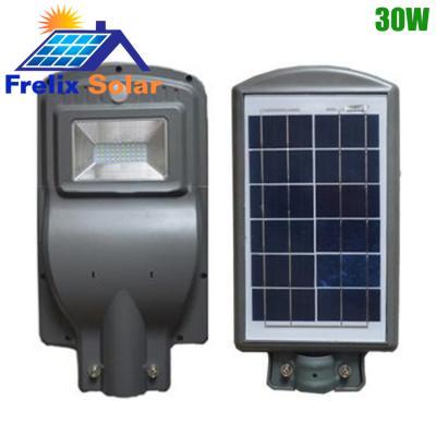 Đèn đường năng lượng mặt trời MW 30W