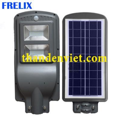 Đèn đường năng lượng mặt trời MW 60W 2 khoang