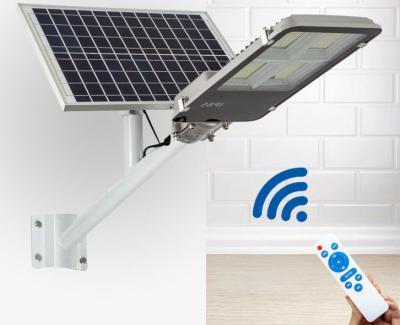 Đèn đường năng lượng mặt trời NK0012 200W