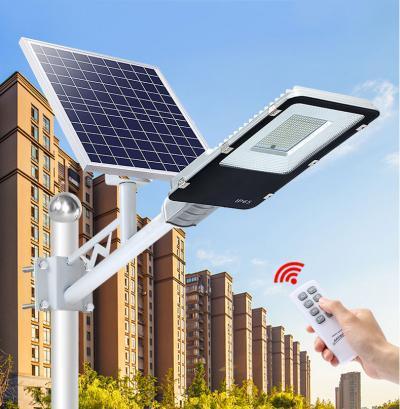 Đèn đường năng lượng mặt trời cao cấp HF 100W
